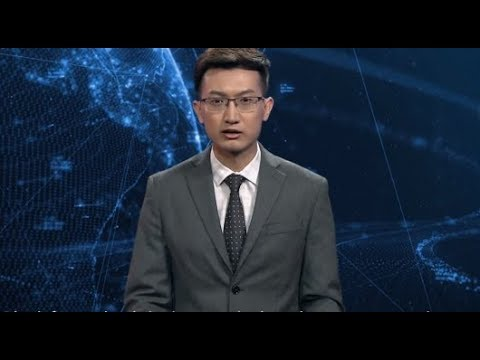 Қытайда телеарна жүргізуші адам болмай шықты. Сұмдық па, керемет пе