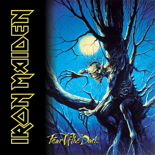Iron Maiden альбом Fear Of The Dark (2015 Remaster)