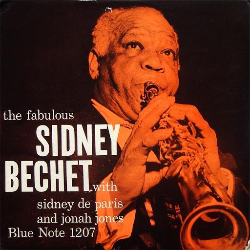 Sidney Bechet альбом The Fabulous Sidney Bechet