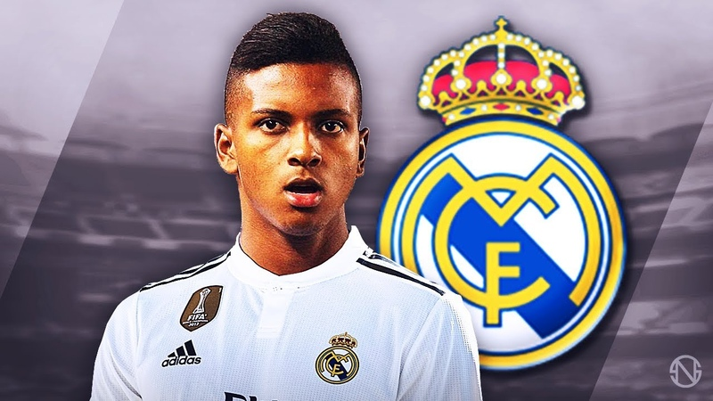 RODRYGO - Welcome to Real Madrid - Crazy Goals, Skills Assists - 2018 (HD)