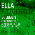 Ella Fitzgerald альбом Live in Paris, Vol. 3