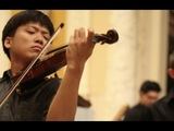 NYCP Bach - Violin Concerto No. 2 in E major (Siwoo Kim, violin)