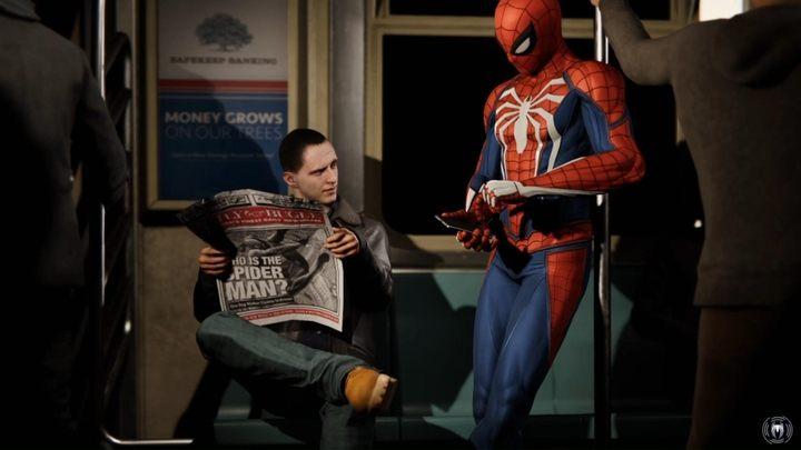 Быстрое путешествие Marvel's Spider-Man на PS4