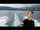 Capitano Dima sul lago Orta Isola San Giulio