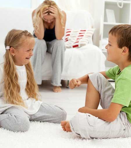 Системная терапия может использоваться, чтобы помочь родителям восстановить контроль над своим домом у властного ребенка.