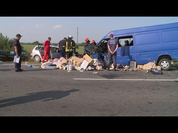 Смертельна ДТП в Коломиї загинули двоє дітей та жінка з чоловіком, 7-ро - травмовані (оновлено)