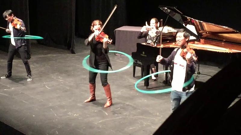 Paganini 24 Hula Hoop (with Hilary Hahn)