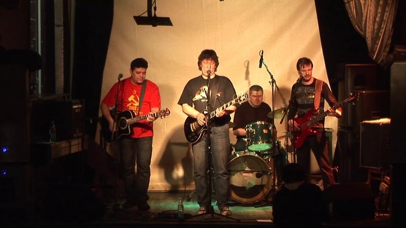 Коллекция Бабочек feat. Алексей Гализдра - Концерт к клубе Bilingua (часть 2)