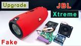 Upgrade JBL Xtreme Bluetooth Speaker FAKE