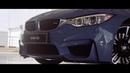 BMW M3 like a boss