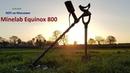 №08 Minelab Equinox 800 - КОП на Массовке