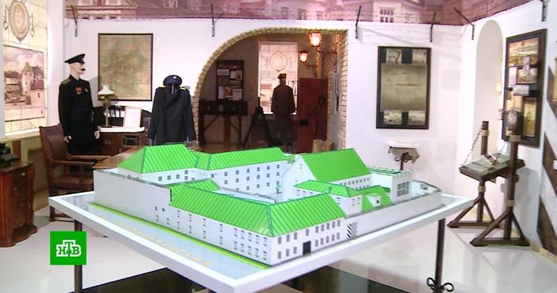 В тюрьме Гродно появятся таблички о побывавших в ней исторических личностях