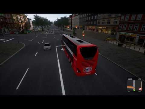 Fernbus Simulator - Обзор- Fernbus Simulator Revisualized.