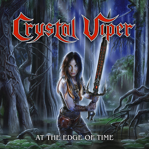 Crystal Viper альбом At the Edge of Time