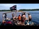 Бухлоход V10 Ковчег - Остров Свободы Сплав по реке на плоту