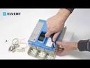 Установка дополнительных устройств в автоматический выключатель E2KR-16H ELVERT