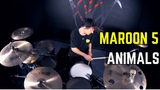 Maroon 5 - Animals Matt McGuire Drum Cover