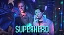 SUPERHERO Michelle Creber Black Gryph0n music video