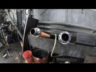 В чем причина течи из-под колонны манипулятора? Разборка и Диагностика крана Синегорец С-130