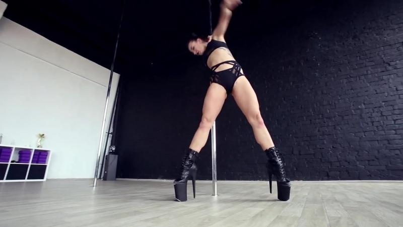 Daria Che - flow exotic pole _ POLE4YOU 2017