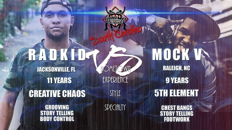 KBL Presents MOCK V vs RADKID