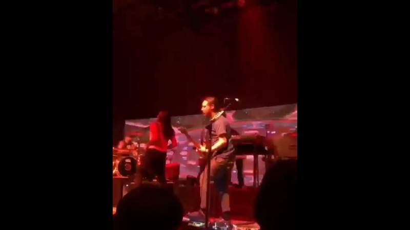 Incubus - Sick sad little world [Silver Spring, MD, The Fillmore 08-12-18]