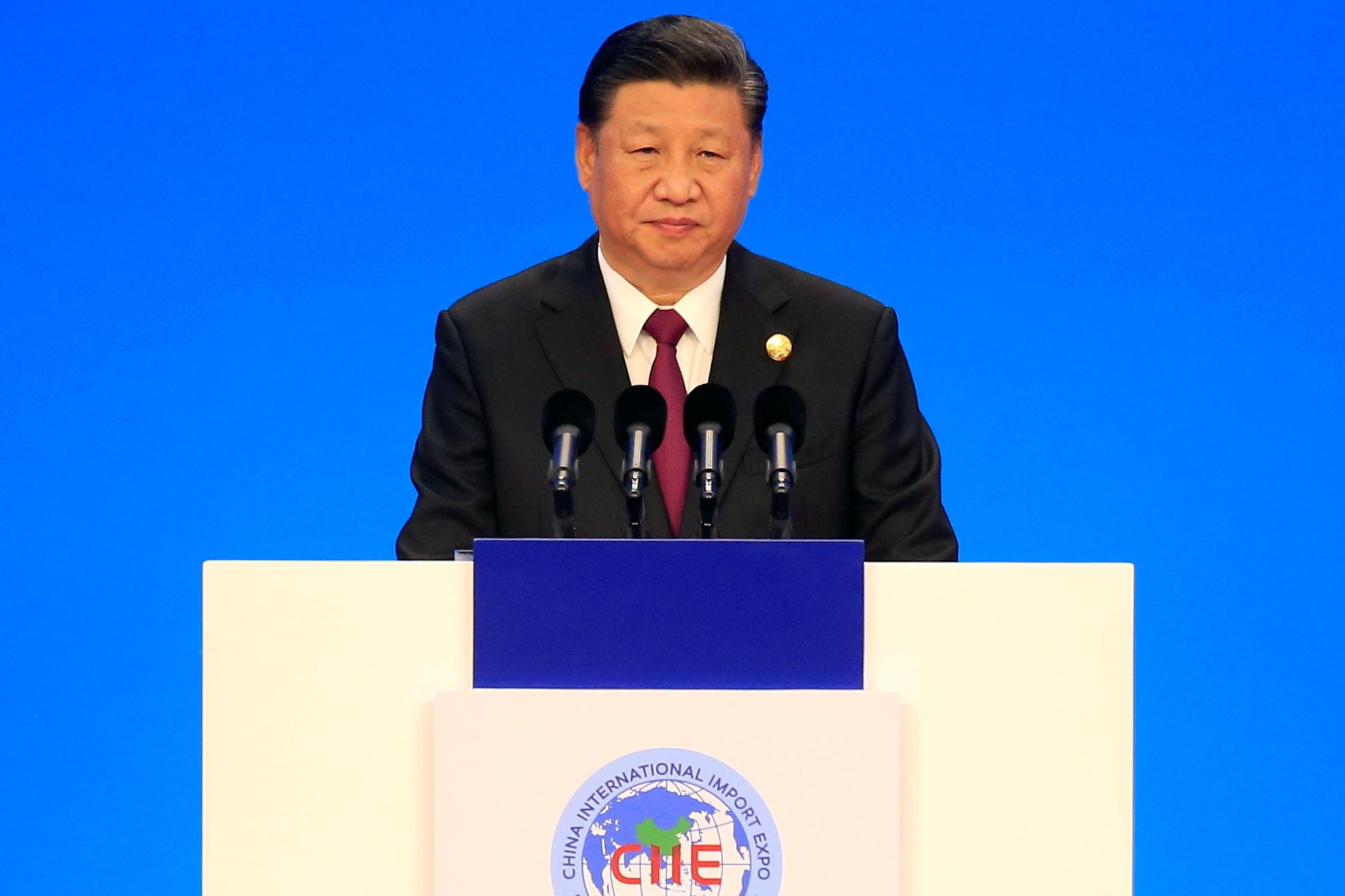 Си Цзиньпин обратился к миру с призывом