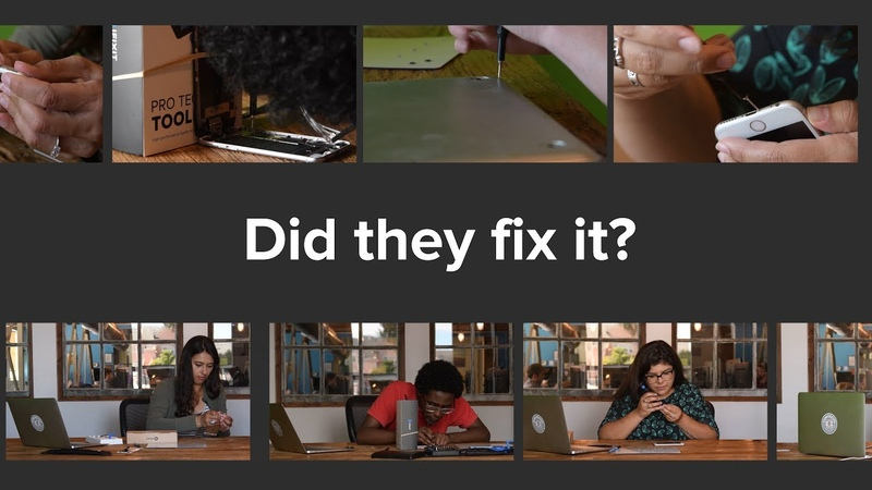 Watch 4 People Try Repair for the First Time ImAGenius