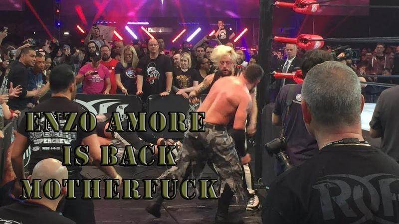 ROH NJPW G1 Supercard 2019 и его тщательный и кропотливый обзор