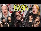 ELDERS REACT TO KORN (Metal Band)
