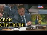 Позор Климкина в ООН! СМИ Украины показали СЛУЧАЙНО ПРАВДУ! СРОЧНО!
