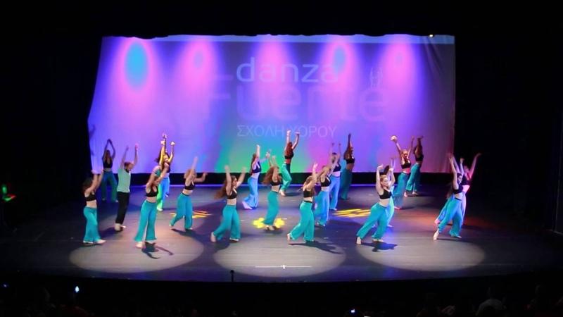 Danza Fuerte: Contemporary Arx