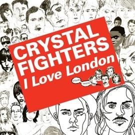 Crystal Fighters альбом Kitsuné: I Love London