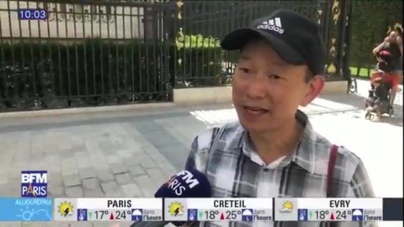 Syndrome de Paris quand la saleté fait déprimer les touristes japonais