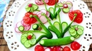 SIMPLE AND BEAUTIFUL FOOD CARVING TRICKS | FRUIT CARVING IDEAS | FruitCarving