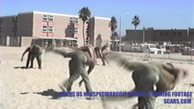 Official US Navy SEAL Training Footage where SCARS Began