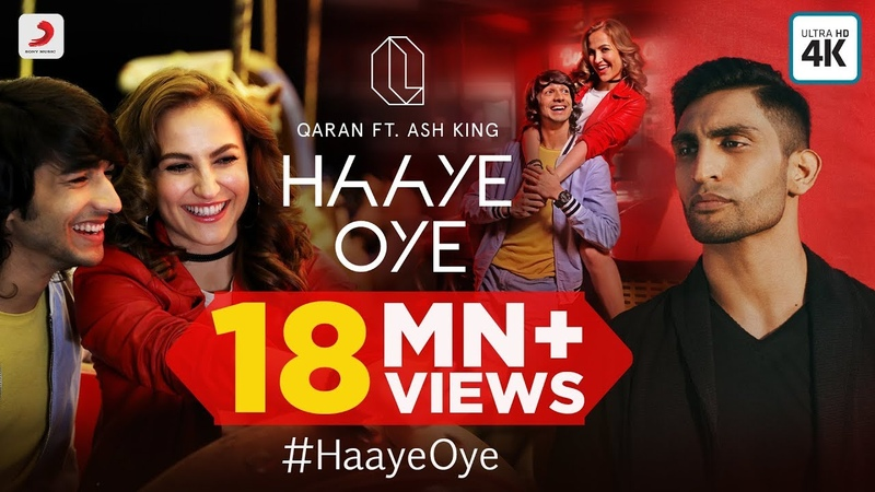 Haaye Oye - QARAN ft. Ash King   Elli AvrRam   Shantanu Maheshwari   Vishal Handa