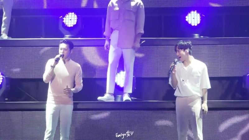 [FANCAM] 16.07.2018 BTOB - L.U.V @ Summer Fan Meeting in Japan
