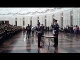 Тамбовские кадеты дают клятву в музее Победы на Поклонной горе