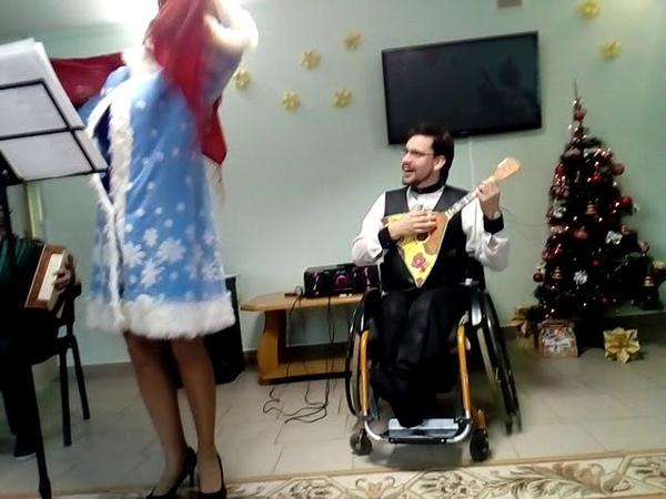 Левчук Люцина Сороко Михаил Gray Wolf - Нар. песня Ой снег снежок