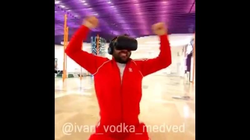 Виртуальная реальность(прикол)