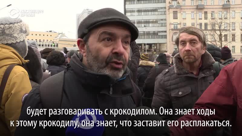 В Москве простились с Людмилой Алексеевой