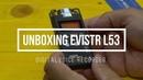 Unboxing EVISTR L53 Registratore Digitale (Unpacking EVISTR L53 Digital Voice Recorder)