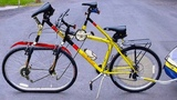 5 UNIQUE BICYCLE INVENTIONS