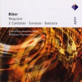 Nikolaus Harnoncourt альбом Biber : Various Works - APEX