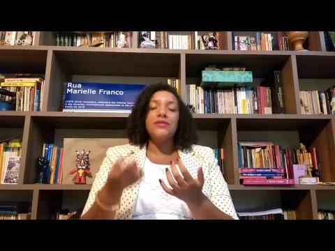 Quem matou Marielle Franco - De Lucca entrevista Renata Souza