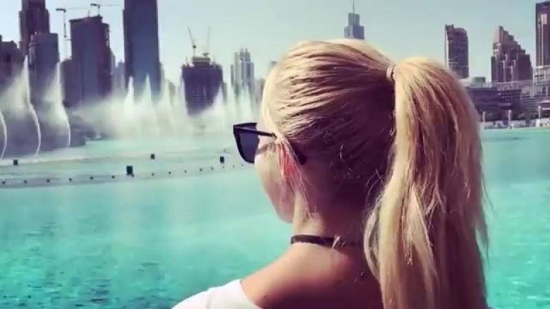 Мерьем Узерли в_Дубае