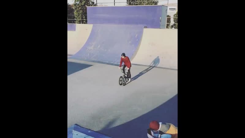 Egor Vlasov | BMX