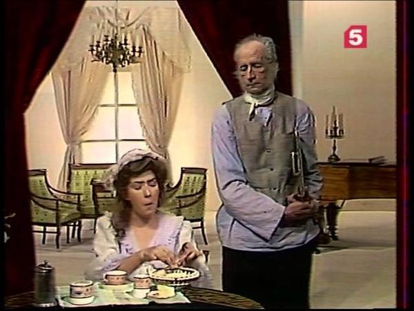 Водевили Чехова, музыкальный телеспектакль. ЛенТВ, 1984 г.