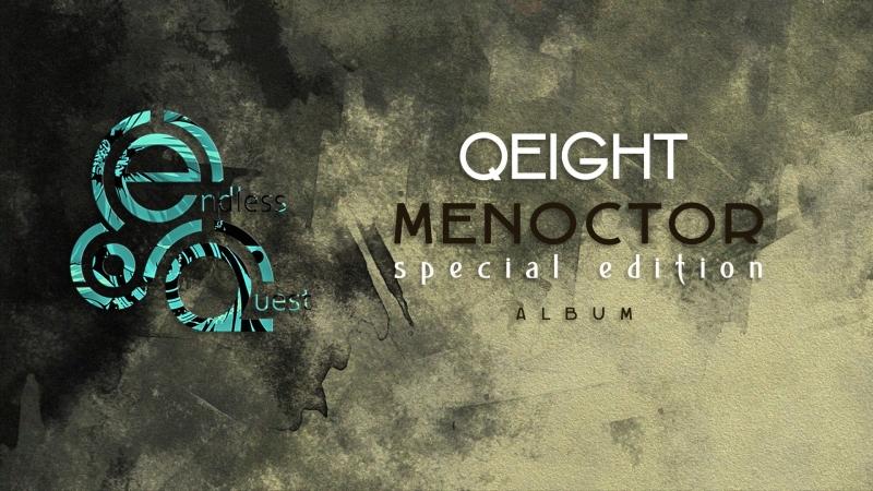 Qeight - Menoctor |Special Edition| |Album|